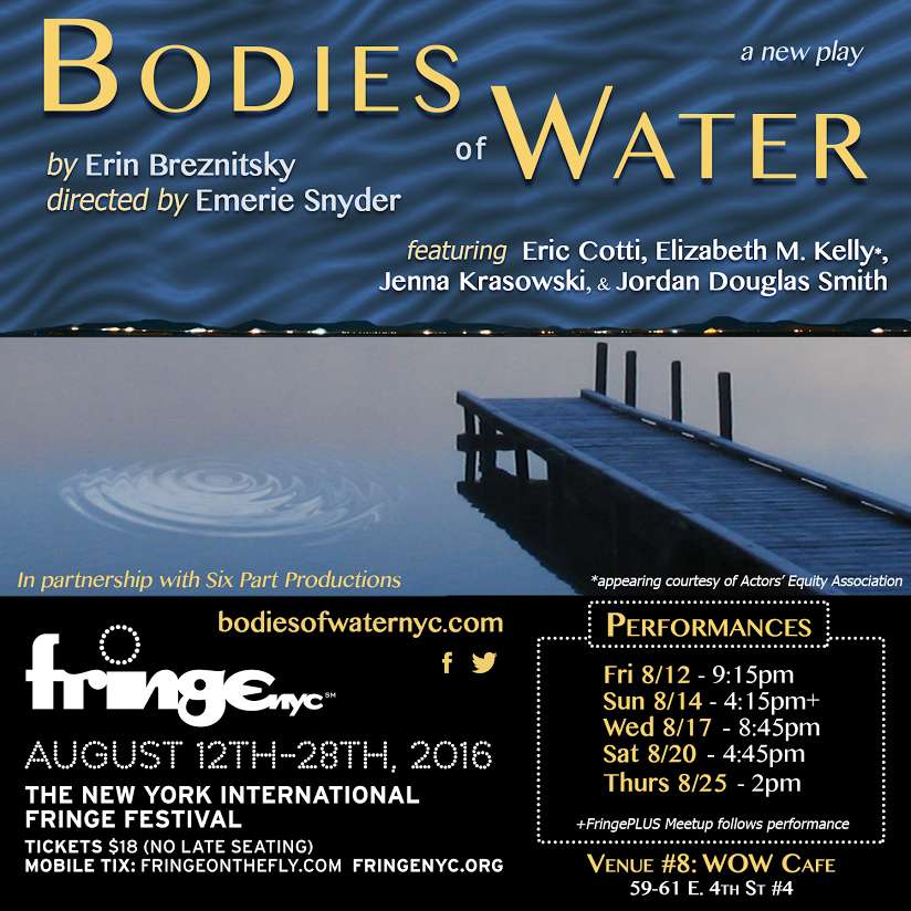 Bodies of Water - FringeNYC